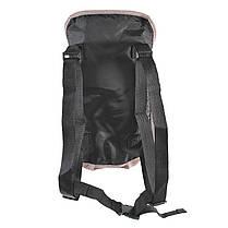 Рюкзак-кенгуру для животных Hoopet HY-2041 Pink M сумка переноска, фото 3