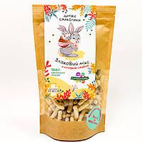 Зерновые палочки Дитячі Смаколики злаковый микс со стевией (без сахара) 25 г