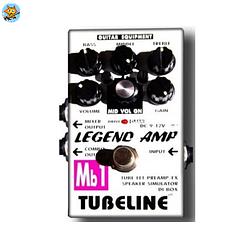 Педаль для электрогитары Tubeline Legend Amp Mb1 + PA2LA