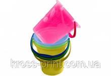 Ведро 7,5л пластиковое универсальное