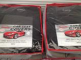 Авточехлы на Opel Zafira B 2005> minivan Favorite на Опель Зафира В, фото 5