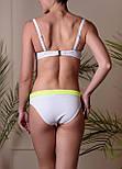 Жіночий білий купальник Toccata Margaret BSg, фото 2