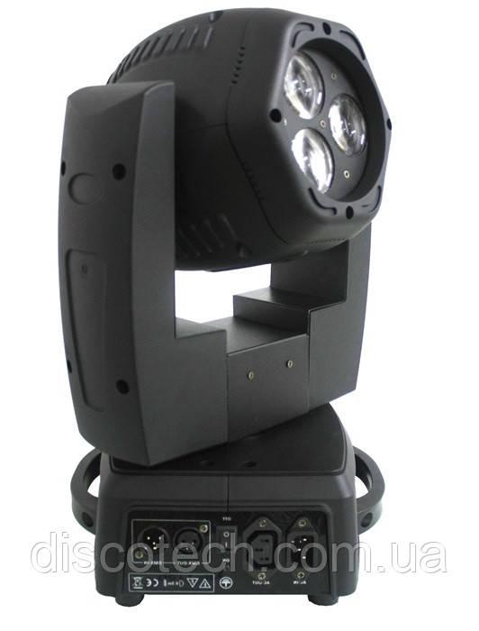Двостороння LED Голова YR-680E-IIIA 8W * 3 шт *2 сторони RGB single