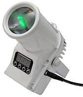 Світлодіодний прожектор для дзеркального кулі 10W FREE COLOR PS110RGBW PINSPOT 10W (Білий корпус)