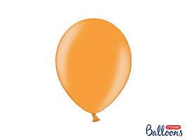 Balloons Strong 27cm, Metallic Mand. Orange (Металік Мандариновий Оранжевий)