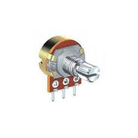 Rotating variable resistor