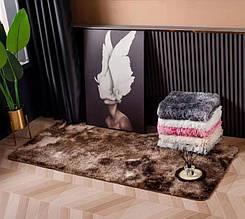 Килимок приліжковий Colorful Home 100х200см св. коричневий (в асортименті)