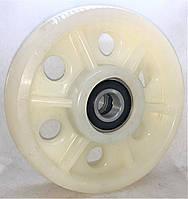 Рульове колесо 160x50 з поліаміду PA6 (нейлон)
