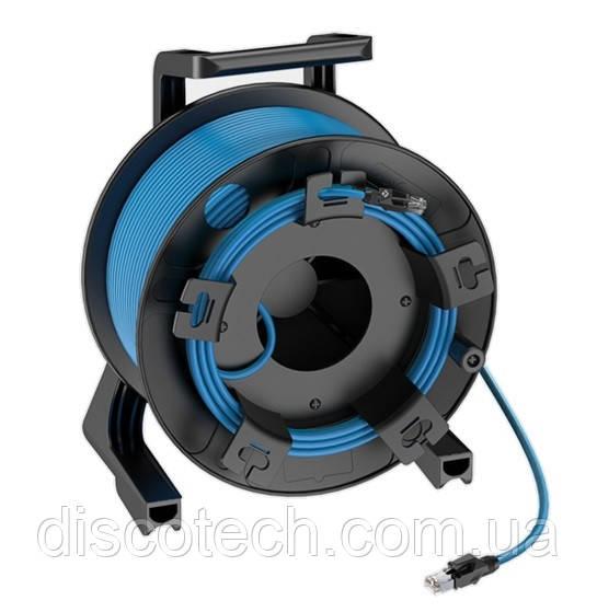 Кабельний барабан з гнучким кабелем категорії 5 ROXTONE CDC5FB2WL70, 70 м
