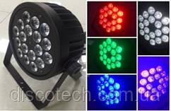 Комплект из 8 паров City Light ND-02A LED PAR LIGHT 18*10W 5 в 1 RGBWUv