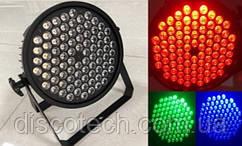 Комплект из 8 паров City Light ND-84C LED PAR LIGHT 84*3W 3 в 1 (RGB) в кейсе