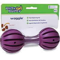 PetSafe ВАГГЛ (Waggle) суперпрочная игрушка-лакомство для собак