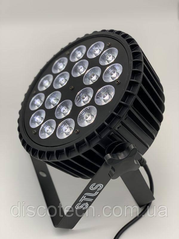 Прожектор LED STLS Par S-1810 SLIM RGBW