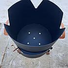 Очаг (топка,печка) 46см, толщина3мм, фото 3