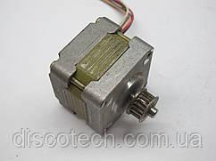 Кроковий двигун уп 1,8 ф5,0/ 10 Ом EM-10