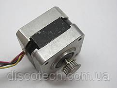 Кроковий двигун уп 1,8 ф5,0/ 10 Ом ЕМ-188 17PM-K041-P