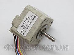 Кроковий двигун бж 1,8 ф5,0/ 6,2 Ом HB-4218AC