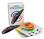 Ручка 3D аккумуляторная с трафаретом K9902, фото 2