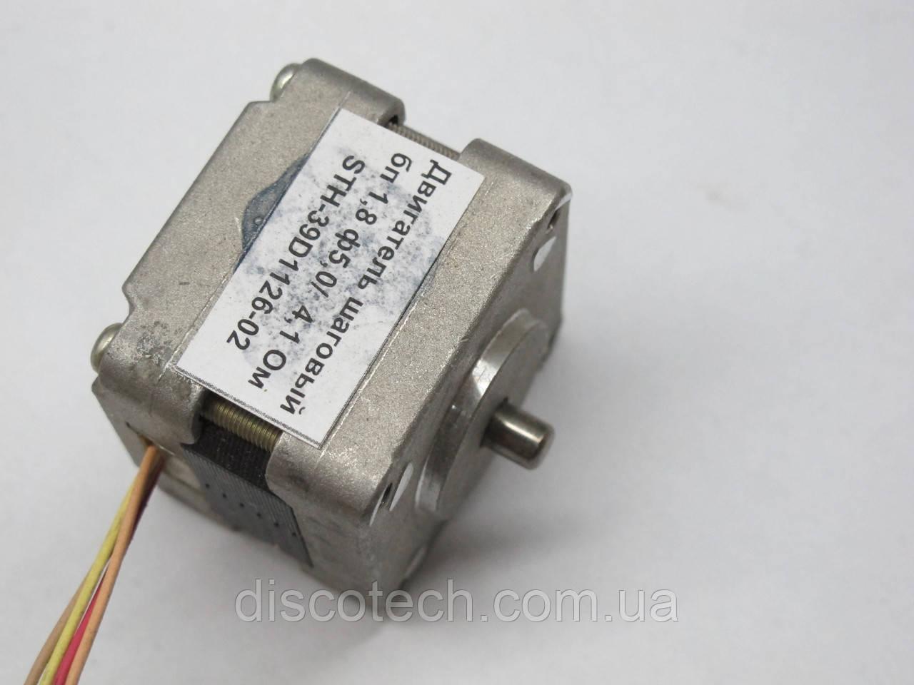 Кроковий двигун бж 1,8 ф5,0/ 4,1 Ом STH-39D1126-02