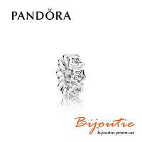 Бусина-разделитель СИЯНИЕ ЗВЕЗД Pandora 791783CZ серебро 925 проба цирконий Пандора оригинал