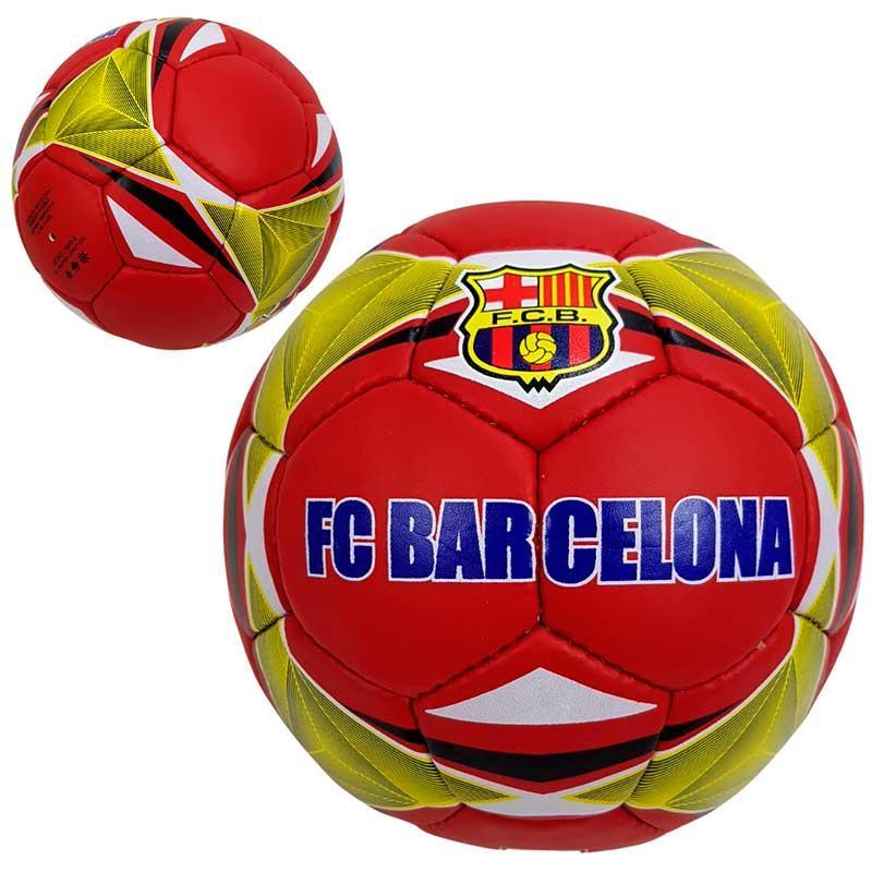 """Мяч футбольный """"Barcelona"""" ZUK-27, 0410-8"""