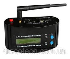 2.4G Беспроводной DMX приемник/передатчик WD-800