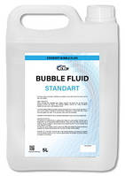 Рідина для генератора мильних бульбашок FREE COLOR BUBBLE FLUID STANDART 5L