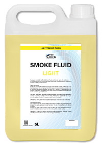 FREE COLOR SMOKE FLUID LIGHT 5L
