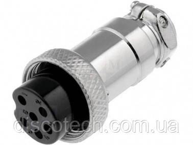 Коннектор MIC-326 кабельная розетка