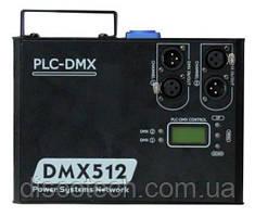 PLC Передавач DMX сигналу PLC512T