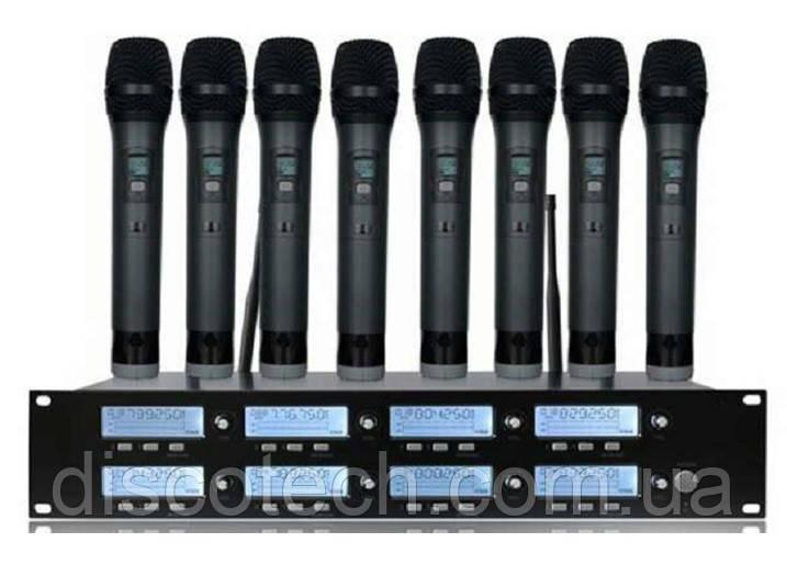 Бездротова мікрофонна система Emiter-S TA-709
