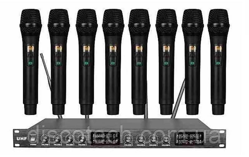 Бездротова мікрофонна система Emiter-S TA-7803