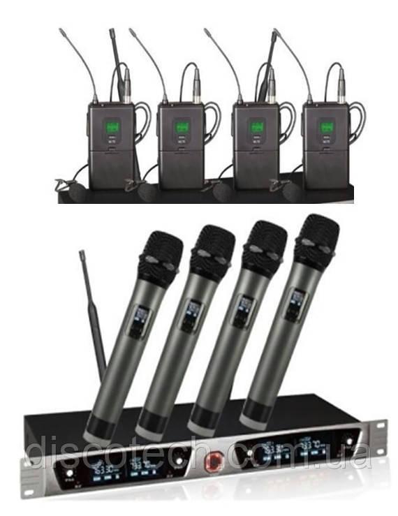 Беспроводная микрофонная система Emiter-S TA-991MIX