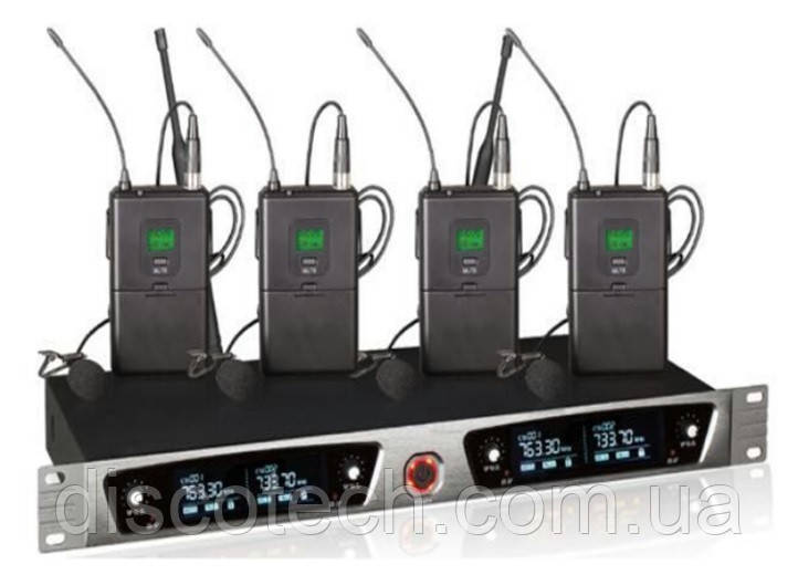 Бездротова мікрофонна система Emiter-S TA-991P