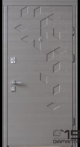 Входная дверь Страж, Diamant, Folio