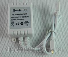 RGB Підсилювач в пластиковому корпусі AMF-S