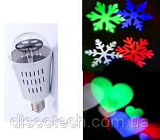 LED прожектор LBP-SNOW