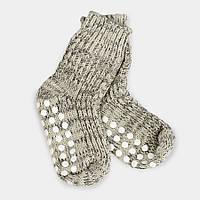 Носки со стопами для новорожденного, шерсть