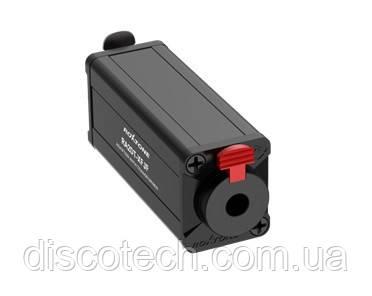 Переходник Roxtone RA2DT-XFJF 6,3mm mono jack female socket withlatch lock to 3-pole XLR female