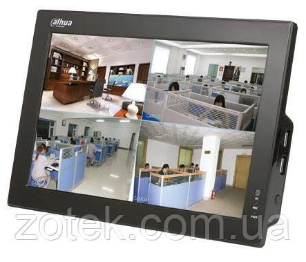 Видеорегистратор DAHUA DH-CVR0404-10 аналоговый с экраном
