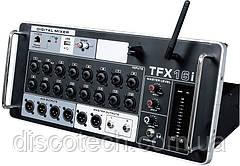 Цифровой микшерный пульт Emiter-S TFX16i