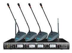 Бездротова конференційна мікрофонна система Emiter-S TA-513C