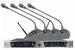 Бездротова конференційна мікрофонна система Emiter-S TA-991C