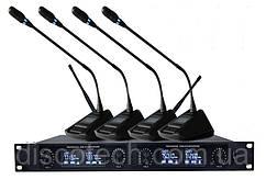 Бездротова конференційна мікрофонна система Emiter-S TA-992C