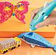 Ручка 3D акумуляторна з трафаретом K9903 дельфін, фото 2