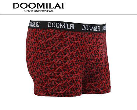 Чоловічі боксери стрейчеві з бамбука «DOOMILAI» Арт.D-01276, фото 2