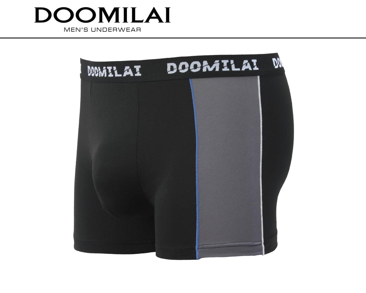 Мужские боксеры стрейчевые из бамбука «DOOMILAI» Арт.D-01282