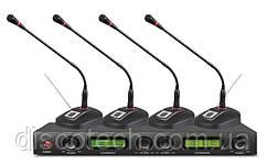 Бездротова конференційна мікрофонна система Emiter-S TA-K13