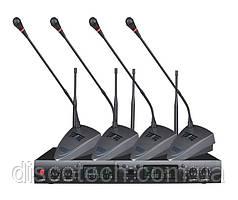 Бездротова конференційна мікрофонна система SF-4600