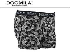 Мужские боксеры стрейчевые из бамбука «DOOMILAI» Арт.D-01447